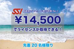 2017.7 ¥14,500